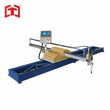 Portable CNC flame and plasma cutting machine