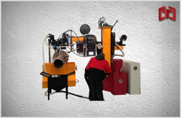 LPG /pipe welding Flux cycling machine