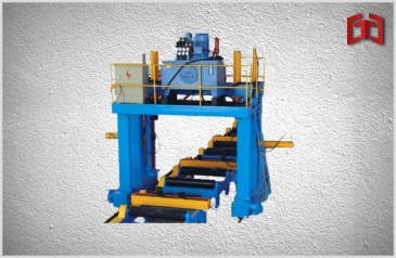 U beam and box beam assembly machine