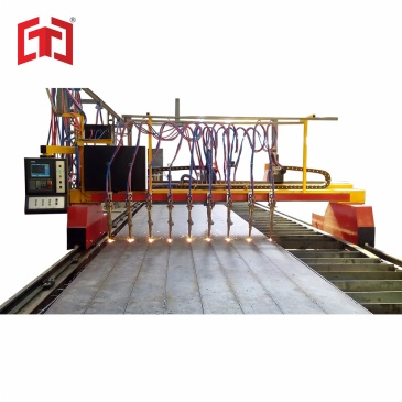 CNC flame/plasma/gas cutting machine