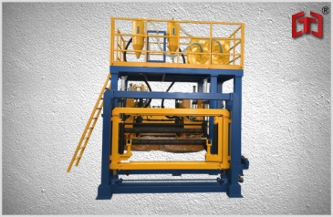 Front end assembly machine