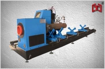 Metal pipe CNC cutting machine